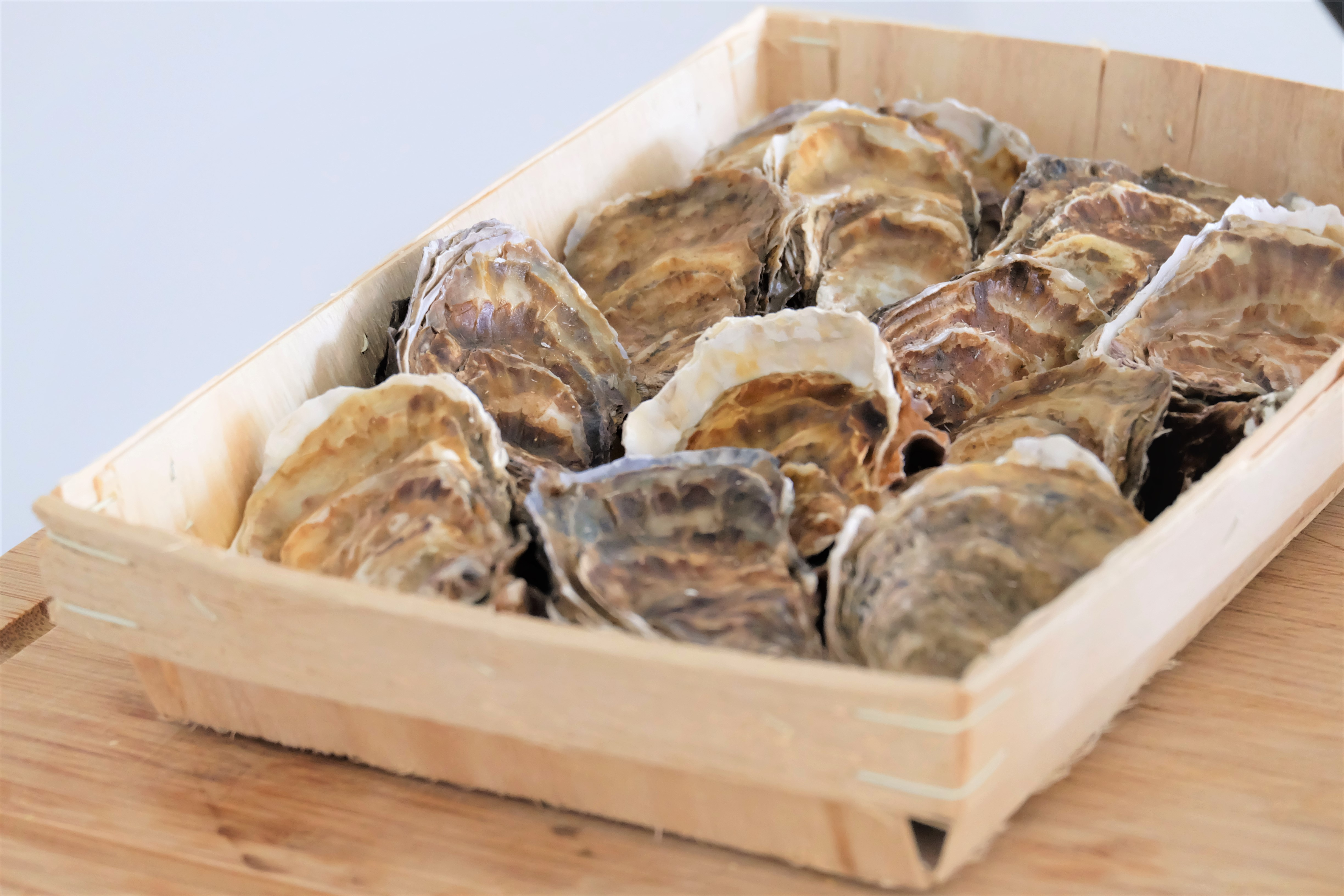Carry It Like Harry - Recipe New Orleans Charbroiled Oysters