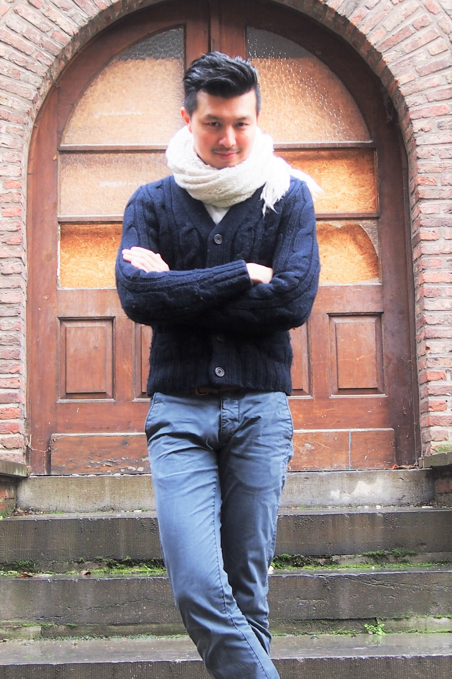 Carry It Like Harry - Wintertime: how to stay warm with layering