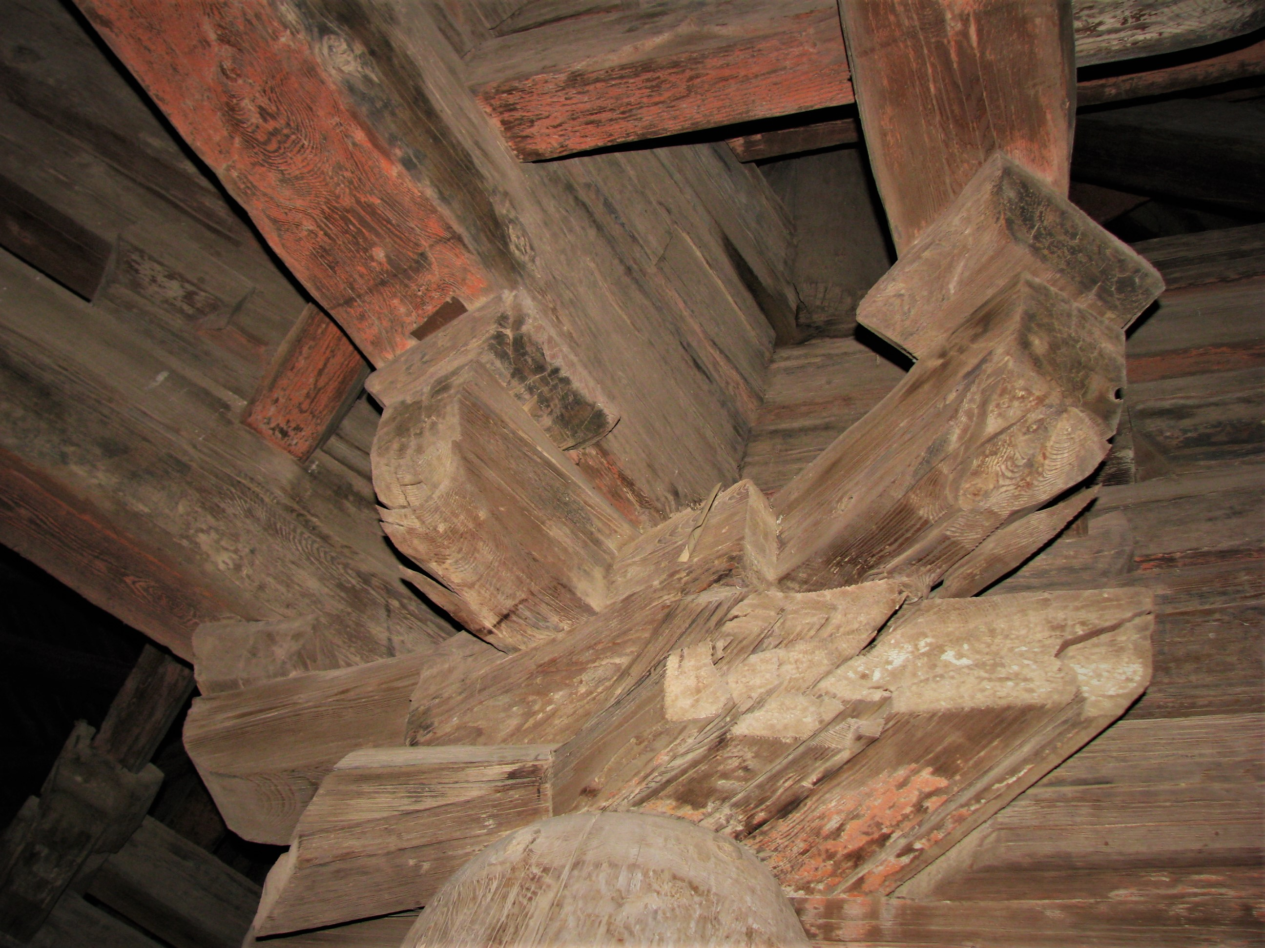 Carry It Like Harry: The Yingxian Pagoda 应县木塔: The Oldest Existing Wooden Building in the World