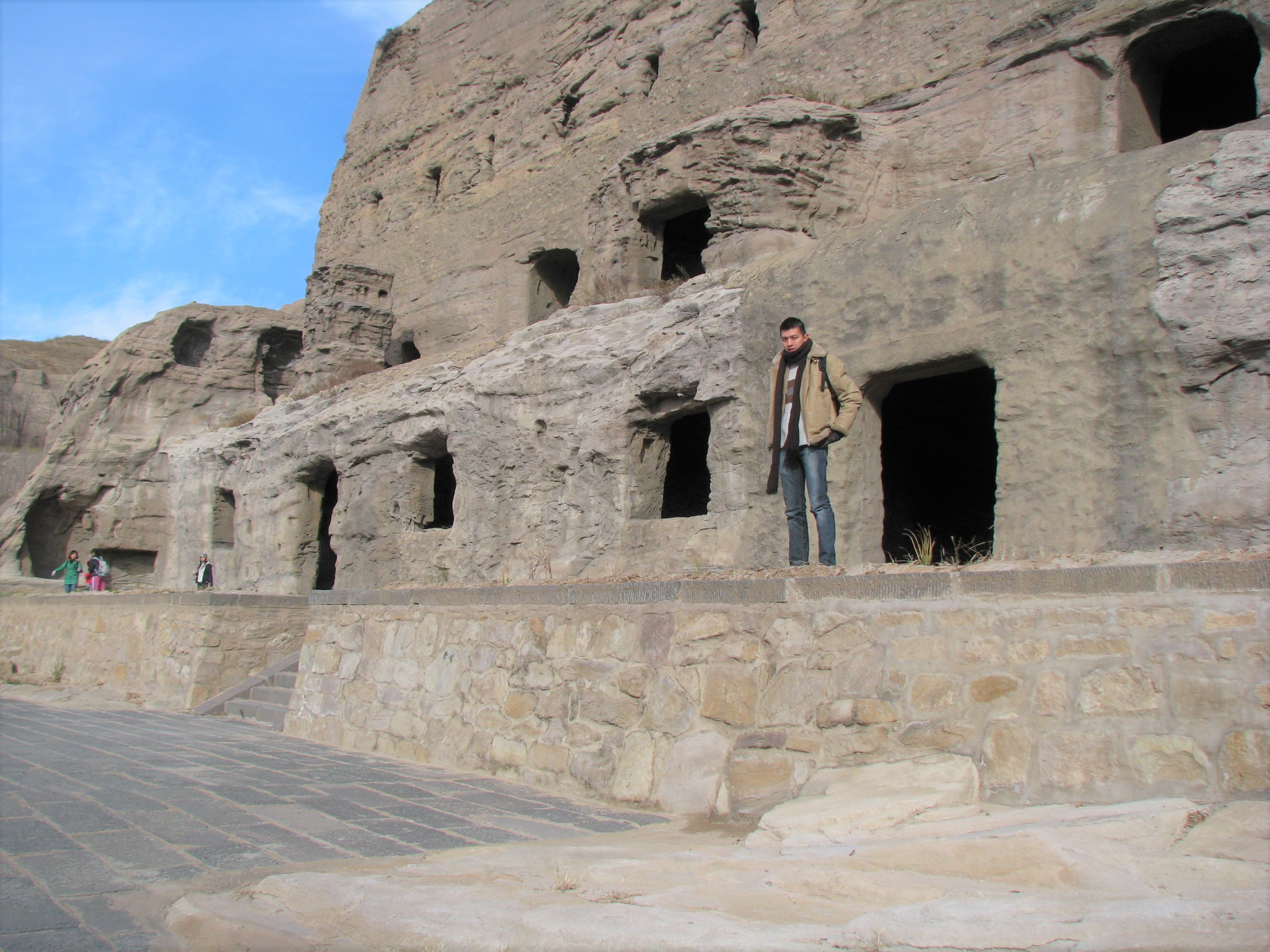Carry It Like Harry: Yungang Grottoes 云冈石窟: China's Oldest Giant Buddhas