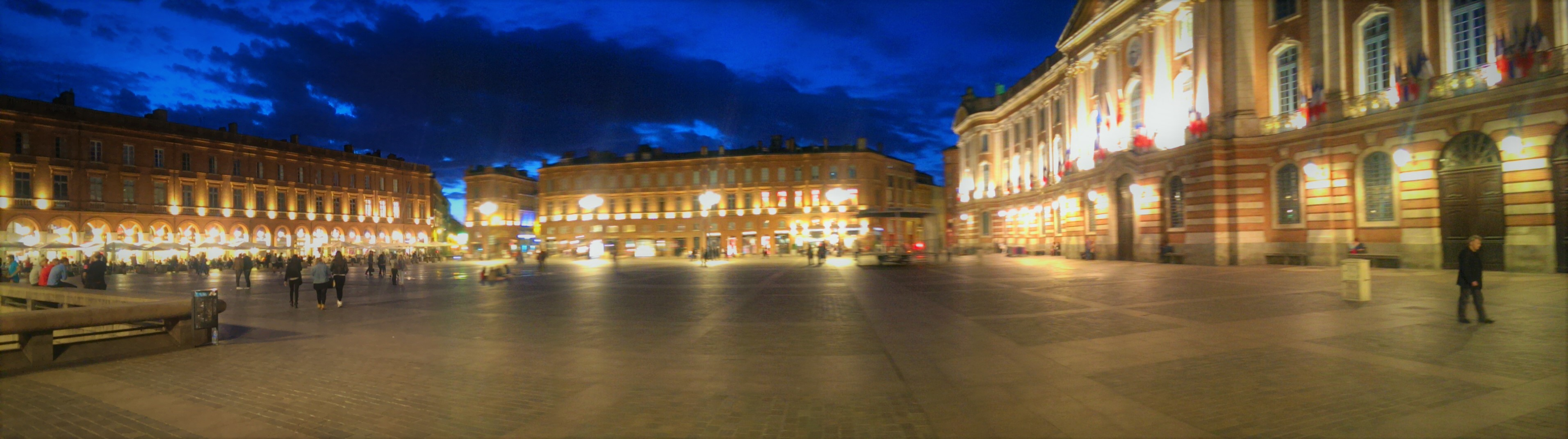 Carry It Like Harry - 3 Things to do in Toulouse