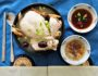 Carry It Like Harry - Best recipe to fight the summer heat: Korean Ginseng Chicken Soup, Samgyetang 삼계탕 蔘鷄湯