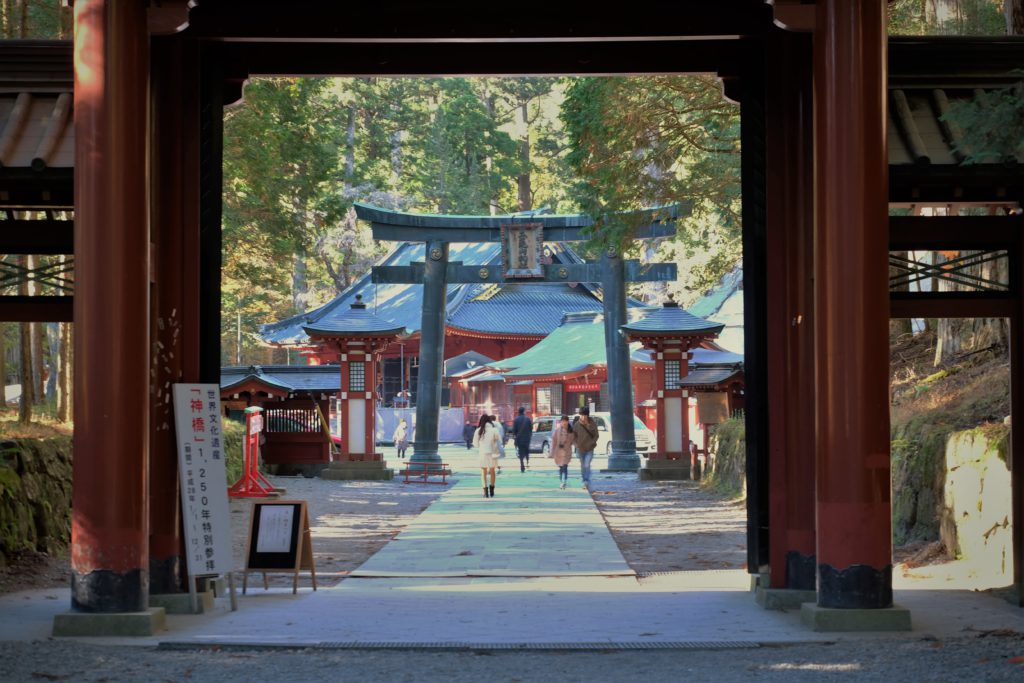 Carry It Like Harry - Why Nikko 日光 is the most magical place in Japan