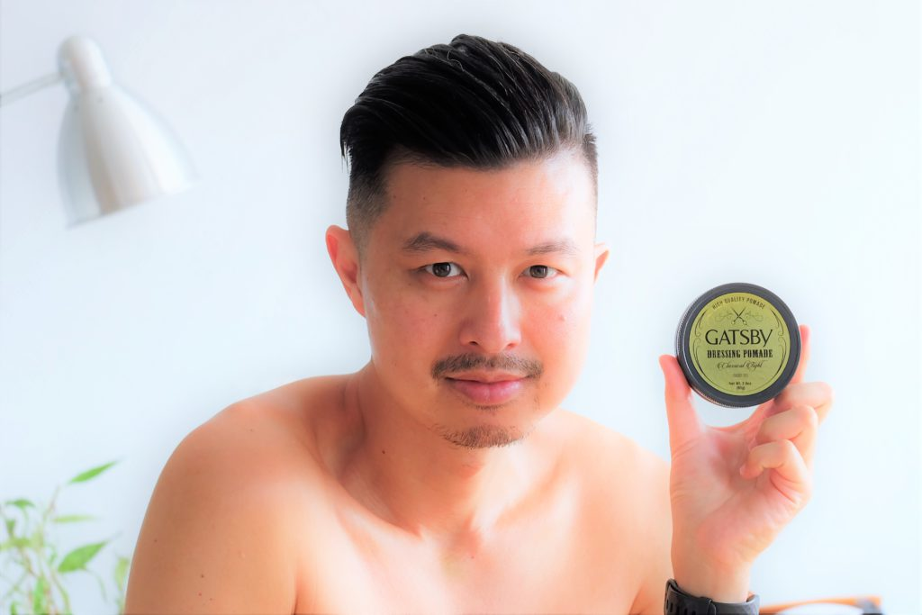 Are These The Ultimate Products For Your Stubborn Male Asian Hair Review Of Gatsby S Dressing Pomades Carry It Like Harry