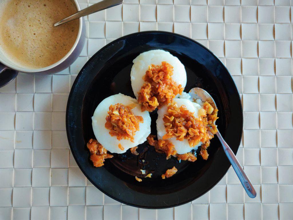 A must-try Teochew breakfast: Tsuiguey 水粿