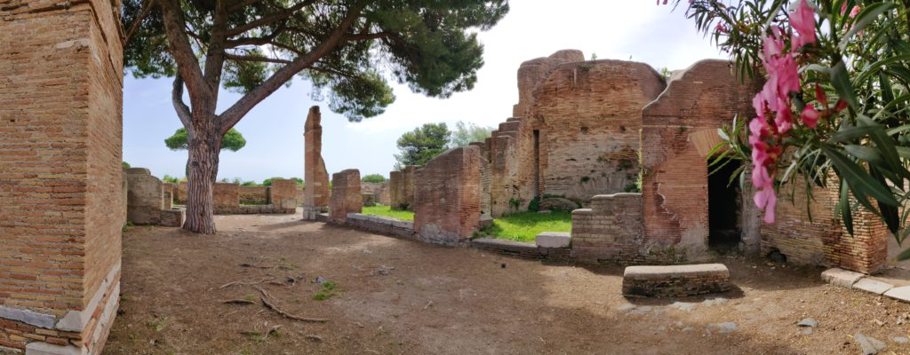 Carry It Like Harry - Ostia Antica: Rome's Forgotten Seaside Resort