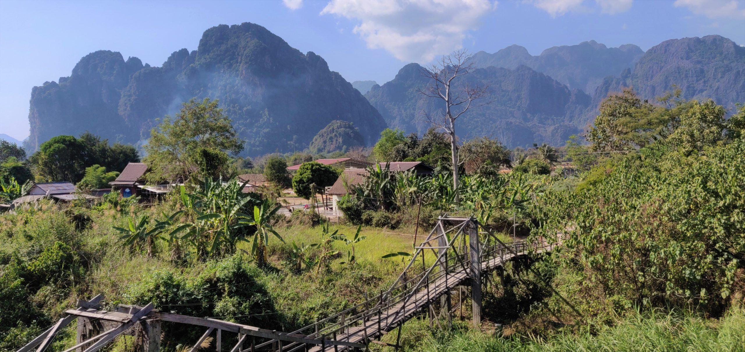 How to Enjoy Vang Vieng as an Upmarket Traveller