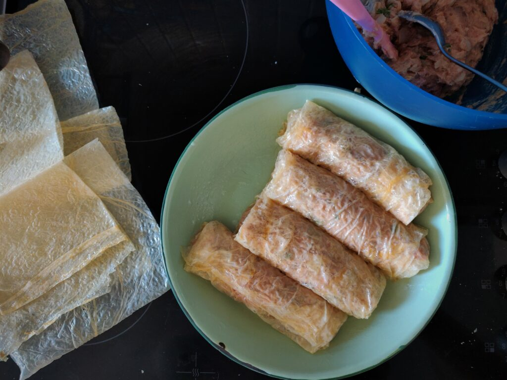 Carry It Like Harry - Teochew Crispy Prawn Rolls: Heyzor 潮汕虾枣
