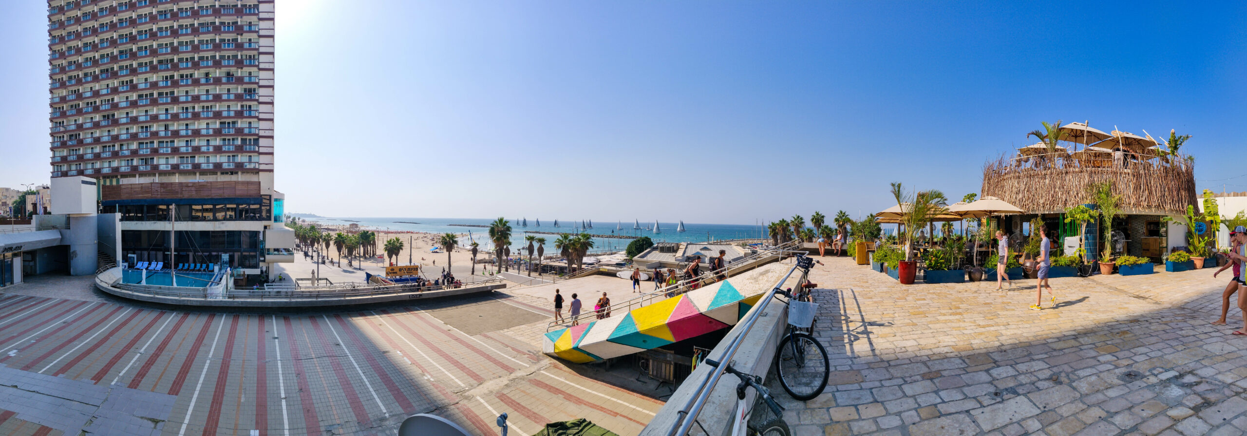 7 Things to do in and outside of Tel Aviv