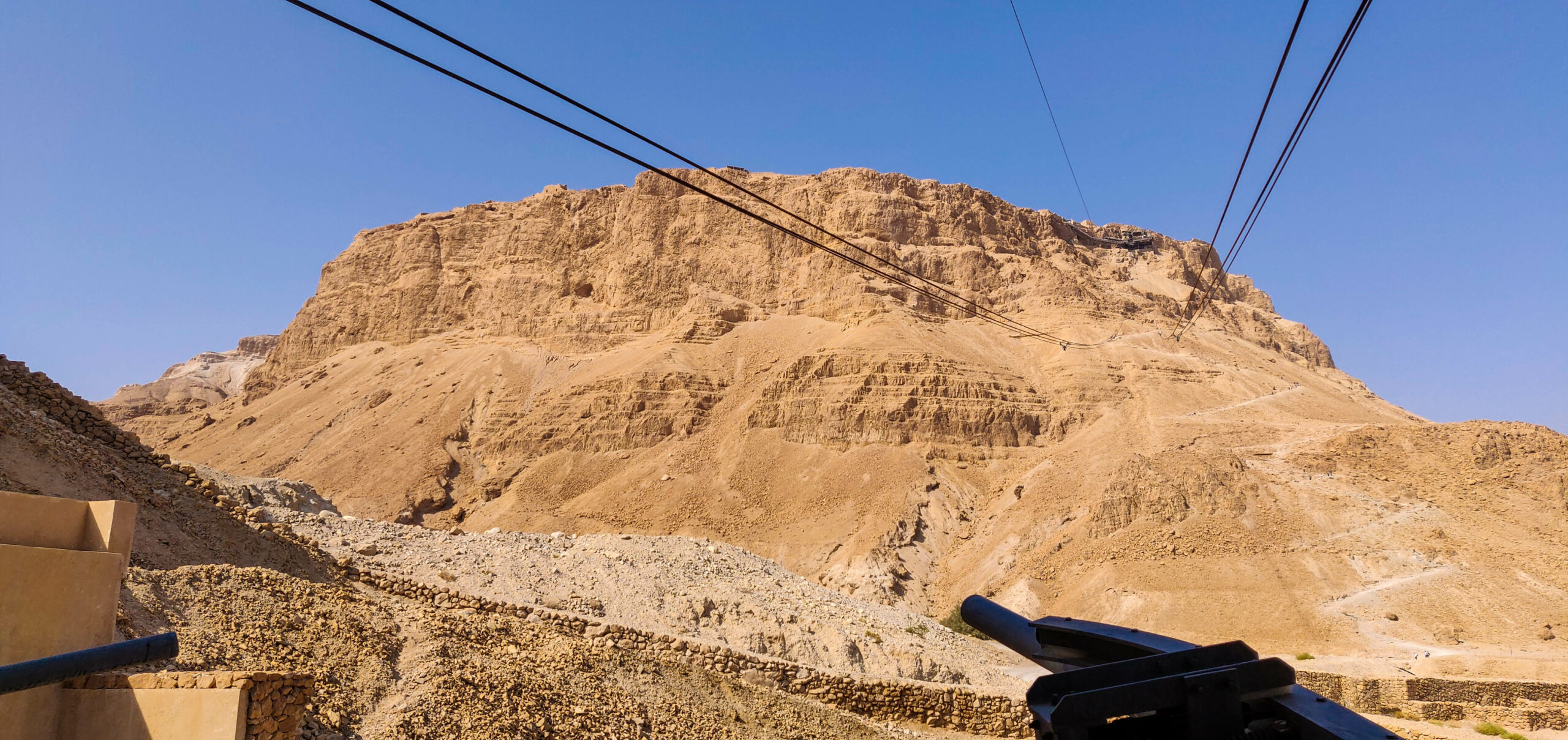 Discover Masada: Israel's Magnificent Two-Thousand-Year-Old Mountain-Top Fortress by the Dead Sea