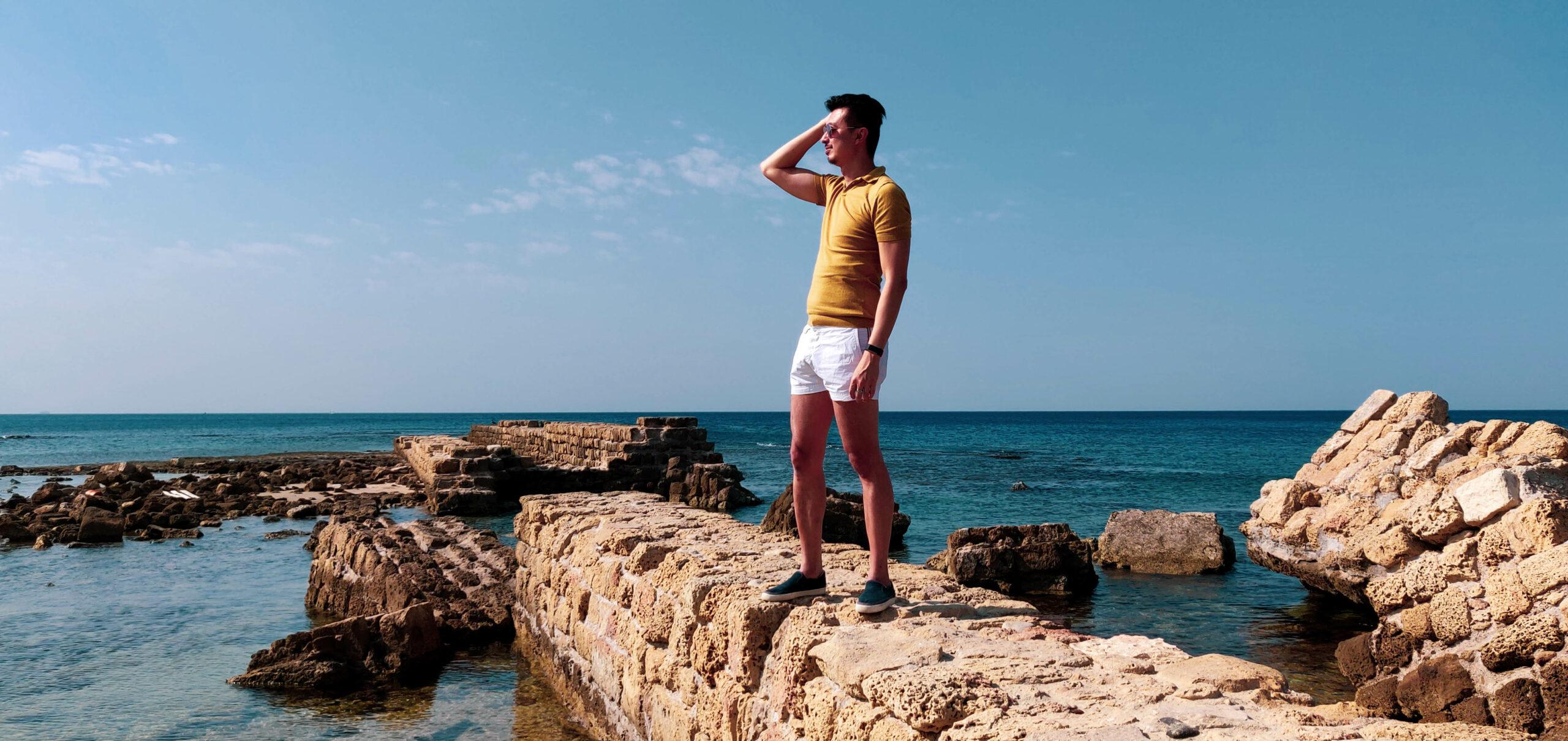 Caesarea Maritima: King Herod's Lost Port City